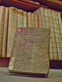 wertvolles Handschriftenfragment