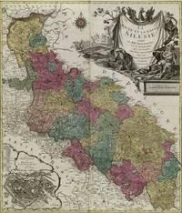 Karte von Schlesien [ca 1765]