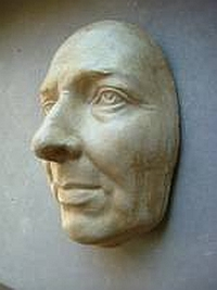Totenmaske L. Schefers (1784-1862)