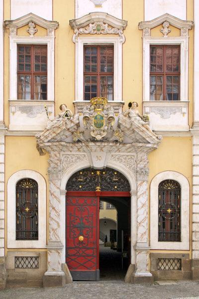 Barockhaus Neißstraße 30
