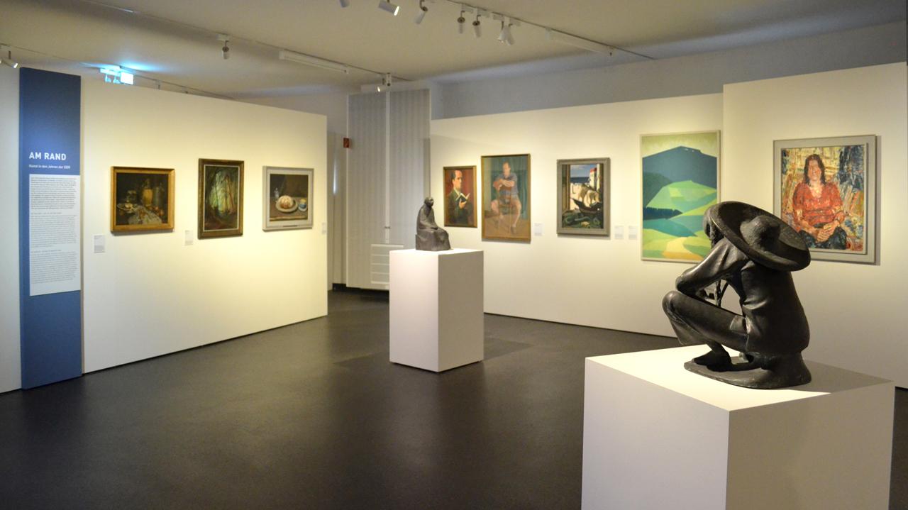 Kaisertrutz - Galerie der Moderne - 3. OG