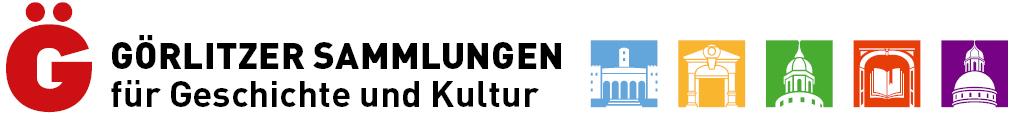 Logo der Görlitzer Sammlungen 2018