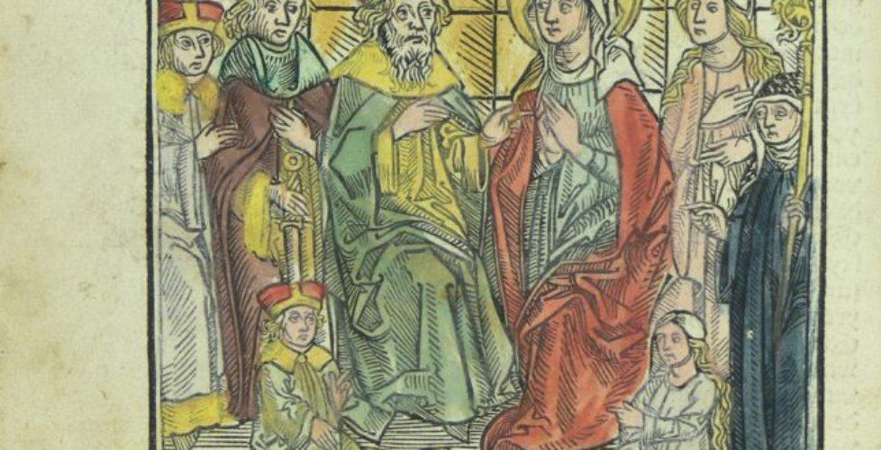 Hedwigslegende Breslau 1504