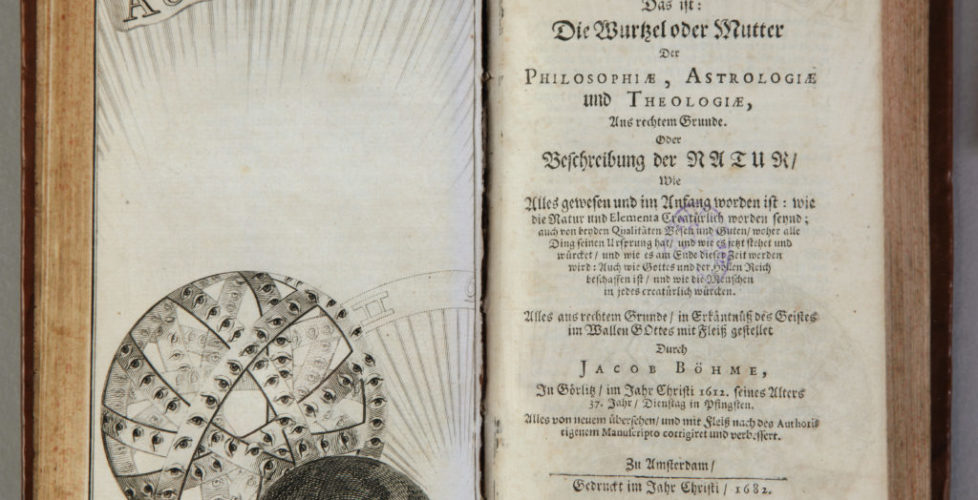 Jacob B - Morgenröte 1682