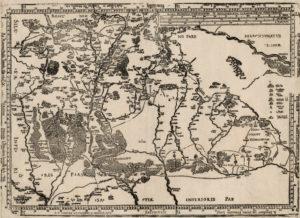 Scultetus Oberlausitz Kte VII 39.3