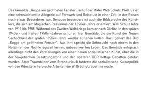 Willi Schulz Kogge am geöffneten Fenster-06